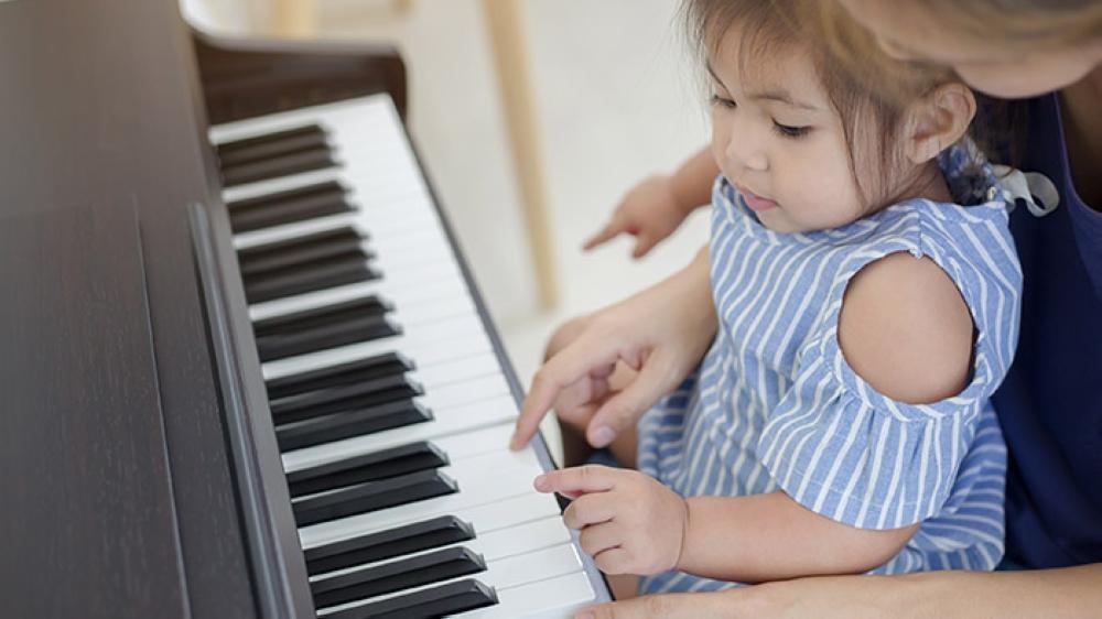 تدریس خصوصی ارگ و پیانو فقط کودکان و بانوان توسط خانم